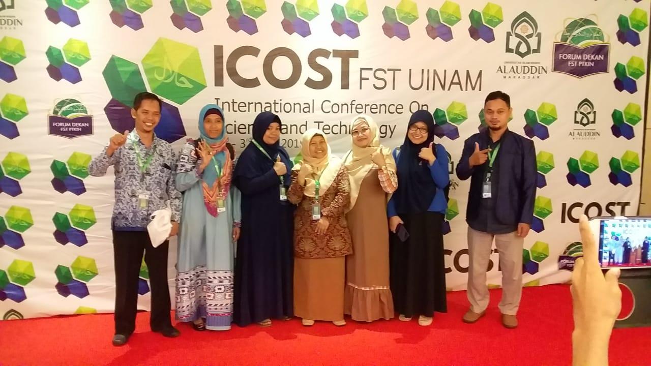 Konferensi Internasional ICoST 2019